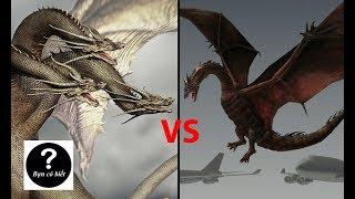 King Ghidorah vs Smaug, con nào sẽ thắng #34     Bạn Có Biết?