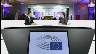 Z Parlamentu Europejskiego 16.11.2019