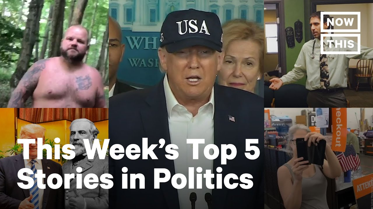 Download Top 5 Politics Stories, Week of: July 5-10, 2020 | NowThis