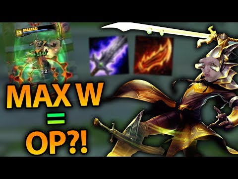 NEW HIDDEN OP?! MEDITATE MAX MASTER YI TOP LANE?!? MASTER YI SEASON 7 - League of Legends