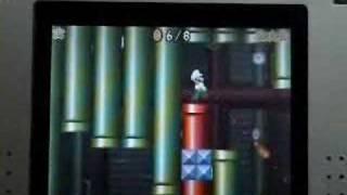 New Super Mario Bros. Multiplayer Part 1 (3/5 stages)