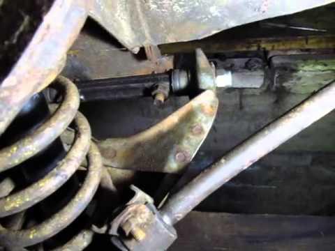 Замена сайлентблоков передней подвески ваз 2101  (Часть 3) Итог и краткое описание всего процесса