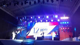 """Смотреть видео Это - Россия! Театр танца """" Надежда"""" ,День России онлайн"""