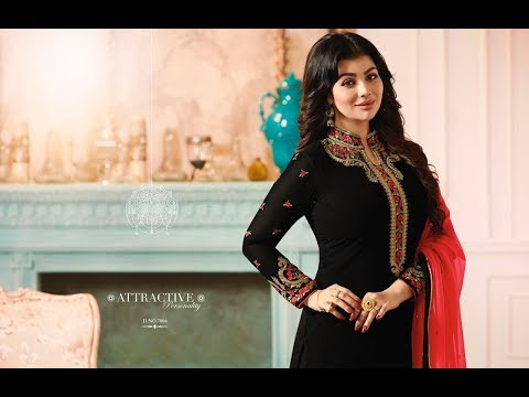 Latest Indian Anarkali Suits Dresses Collection 2018 || Shaziya Fashion|| Ayesha Takiya Aleeza Vol 4