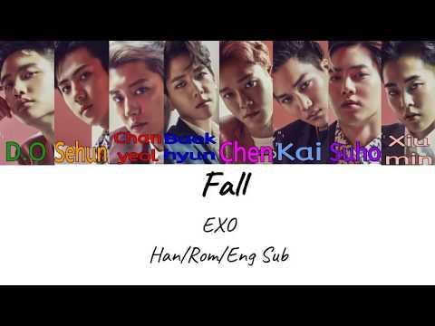 fall---exo-han/rom/eng-color-coded-lyrics