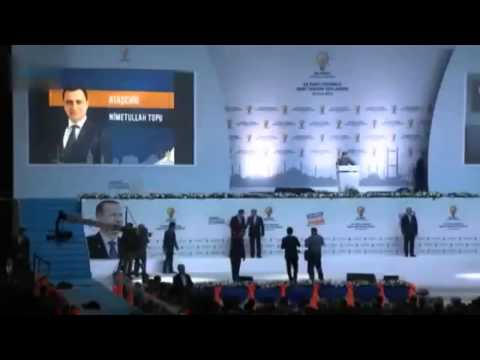Ak Parti Ataşehir Belediye Başkan Adayı Nimetullah Topu