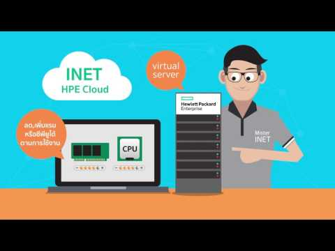 INET HPE Cloud #Chapter 1 : VM as a Service