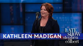 Kathleen Madigan Wants Congress to Say Bye-Bye to 'PawPaw'