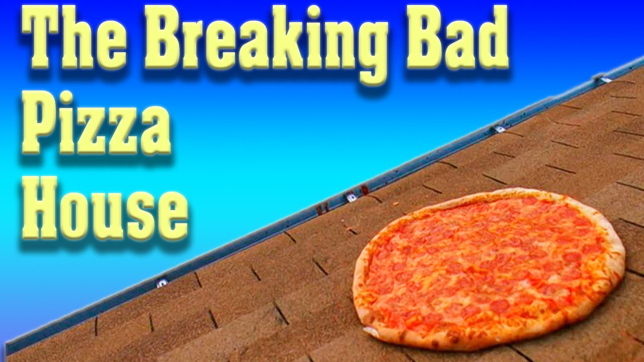 Breaking Bad House Pizza