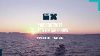 #HIDEOUT2017 THIRD LINE UP ANNOUNCEMENT
