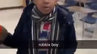 Roblox Kid Yells Oof.