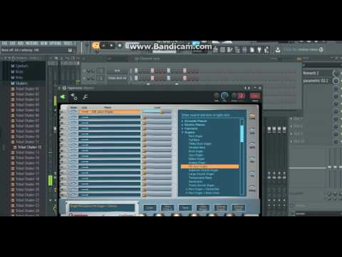 making south african deep house in fl studio (biginners)