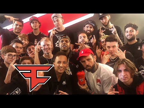I Vlogged the FaZe Store opening in LA