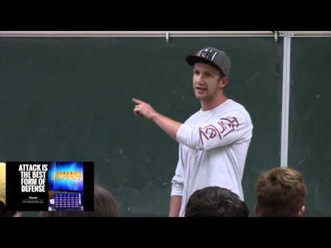 Intro to CTFs -- Drew Miller