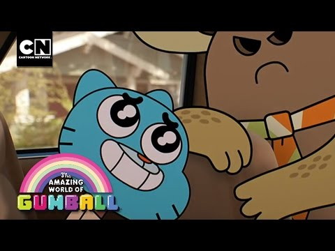 Mr. Fitzgerald's Apprentice I The Amazing World Of Gumball I Cartoon Network
