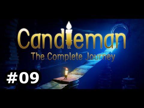 Candleman: The Complete Journey (Steam) - Ep #9 - Sulla cima del Faro - Gameplay Ita