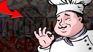 НИНДЗЯ ПОВАР В ОТСТАВКЕ :D / Papas Pizza, повар папа луи!)))