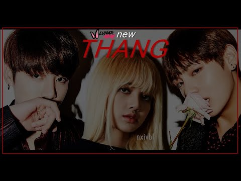 BLACKPINK LISA X BTS (BANGTANLICE)    New Thang FMV