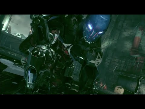 Batman Arkham Knight 60fps Ep4 League of Shadows