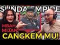 SUNDA EMPIRE VS MBAH MIJAN 😀 (Deddy Corbuzier)