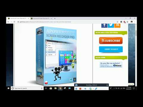 Apowersoft Screen Recorder Pro Crack For Windows