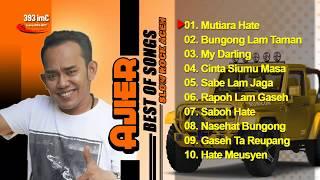 10 Lagu Terpopuler AJIER   The Best Of Songs AJIER - Slow Rock Aceh [Official Music]