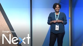 Location as a force multiplier: redefining what's possible for enterprises (Google Cloud Next '17)