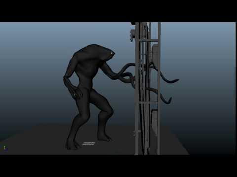 Prey - Interact Door
