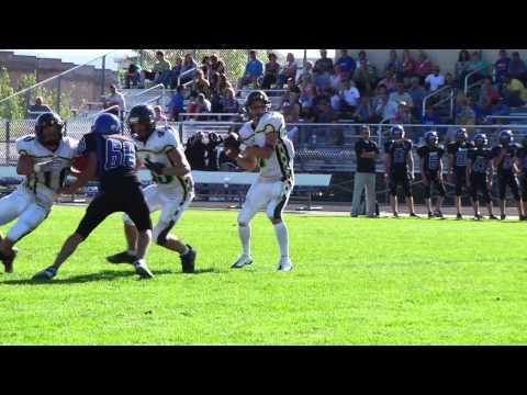 DIAMOND RANCH ACADEMY FOOTBALL vs BEAVER HIGH SCHOOL