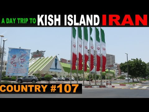 A Tourist's Guide to Kish Island, Iran