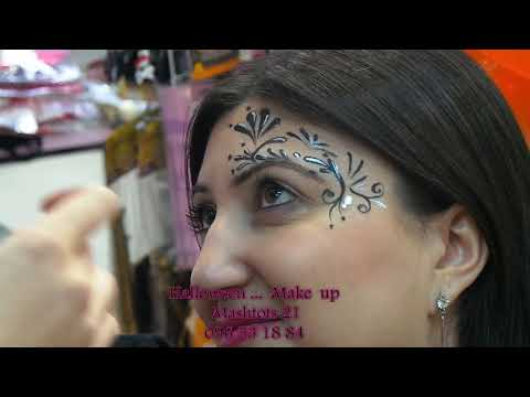 Make up Halloween.Party Shop