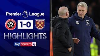 West Ham suffer late VAR heartache! | Sheffield United 1-0 West Ham | Premier League highlights