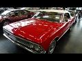 1966 Chevrolet Chevelle Malibu  - Exterior and Interior - Classic Expo Salzburg 2016