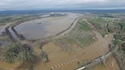 Oostanaula River Flood - Christmas 2015