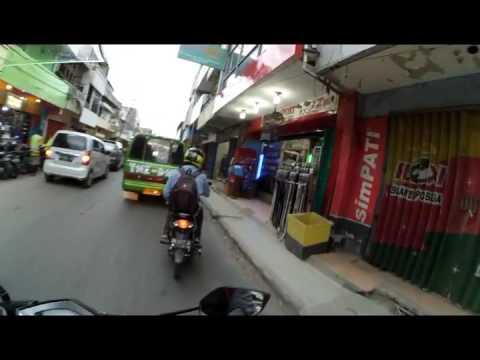 Jalan jalan di kota kupang