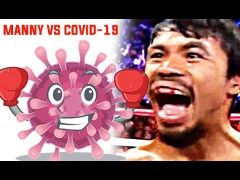 Manny Pacquiao knock out COV-19 now he wants to FIGHT Spence Jr or GARCIA this 2020