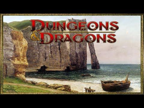 Auf den Klippen von Olpart   Dungeons & Dragons [60]