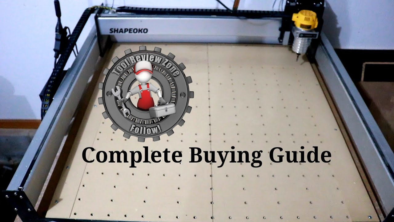 Things you should know before buying a Shapeoko CNC