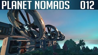 PLANET NOMADS #012 | Der Flug des Phoenix! Endlich fliegen! | Let's Play Gameplay Deutsch thumbnail