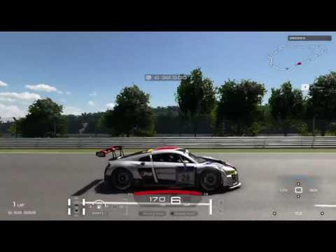Gran Turismo Sport Beta Audi R8 LMS '15
