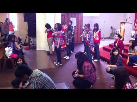YOUTH FOR EL SHADDAI UK CHAPTER