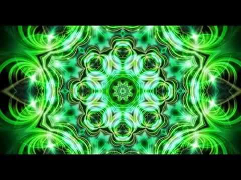 5ª Raio Solar - Chama Verde - Meditação - Mestre Hilarion