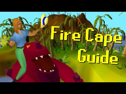 Osrs how to repair broken fire cape
