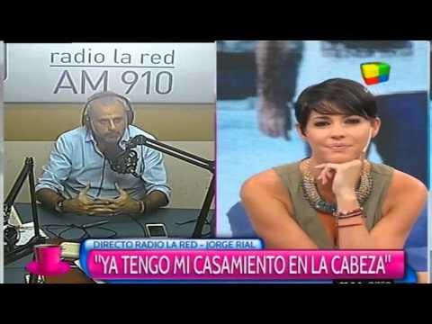 "Jorge Rial: ""Me voy a casar con Mariana"""