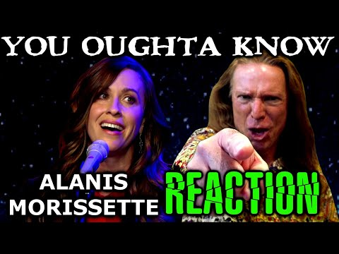 Vocal Coach Reacts To Alanis Morissette | You Oughta Know | Live | Ken Tamplin