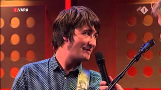 Yorick van Norden - Blood Money (Live in DWDD)