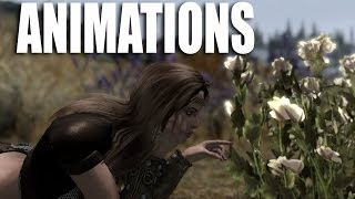 Skyrim Mods Watch: Animations