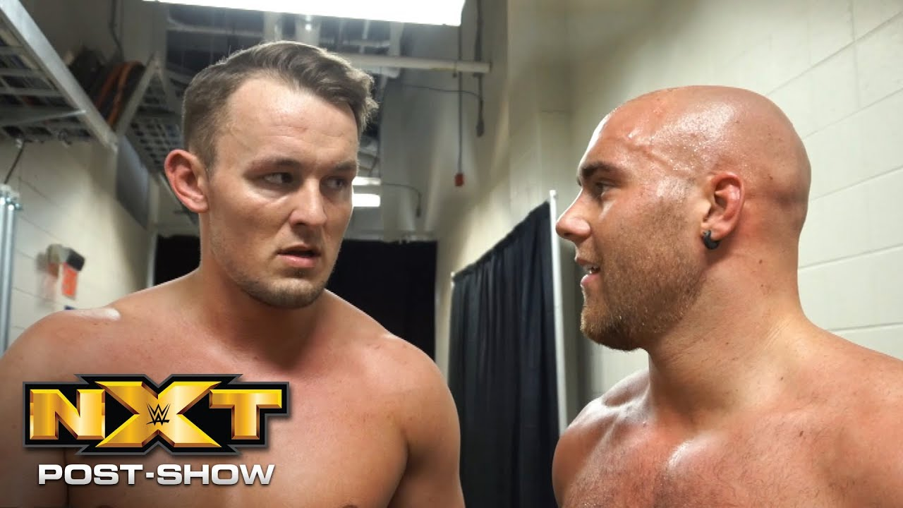 NXT teams react to the return of the Dusty Classic: NXT Post-Show, Feb. 21, 2019
