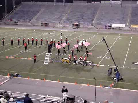 Francis Scott Key High School Marching Band 2008