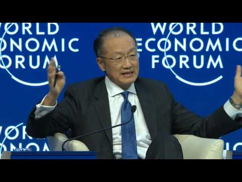 Davos2015 - Tackling Climate Development and Growth